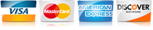 For AC in Yukon OK, we accept most major credit cards.